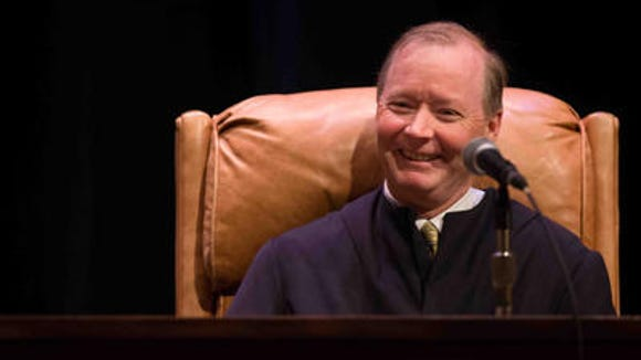 Delaware Supreme Court Justice Collins J. Seitz Jr. will discuss corporate law at the University of Delaware