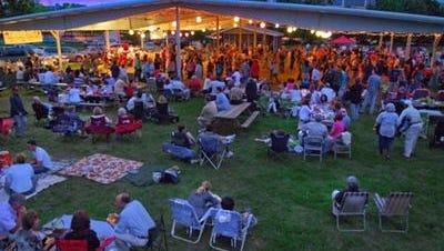 The final free big band dance of the summer is Saturday night at Centennial Park.