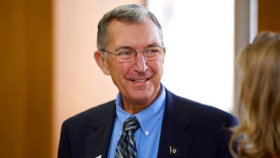 Former Brown County Executive Tom Hinz