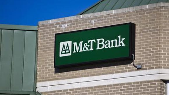M&T Bank is the largest lender of small business loans in Wilmington, according to the Small Business Administration.