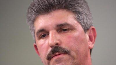 Irvington Police Chief Michael Cerone