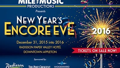New Year's Encore Eve