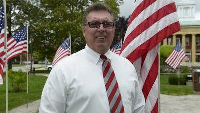 Interim police chief Jim White