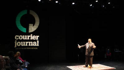 On Nov. 16, The Courier-Journal will launch a new, live quarterly storytelling series – called Louisville Storytellers