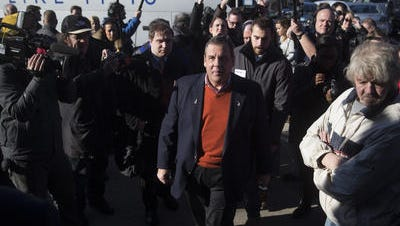 New Jersey Gov. Chris Christie is lagging his competition in the latest national poll.