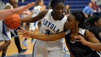Loyola's Amber Smith and North Caddo's Robert Williams head a local contingent of LHSCA All-Stars.