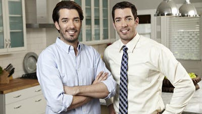 "The ""Property Brothers"" have a song on the country charts as The Scott Brothers."