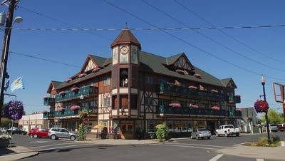 The Glockenspiel restaurant is a Mt. Angel icon. The city is considering changes to its code which may affect downtown businesses.