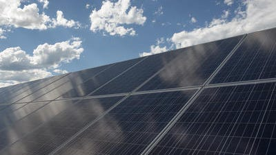 Fort Collins is considering building a solar array at the Drake Water Reclamation Facility to help low-income households afford their utility bills.
