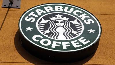 Two black men were arrested in a Starbucks Thursday.
