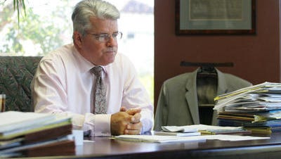 Former Palm Desert City Councilman and Mayor Jim Ferguson has announced plans to seek re-election after a six-year absence.