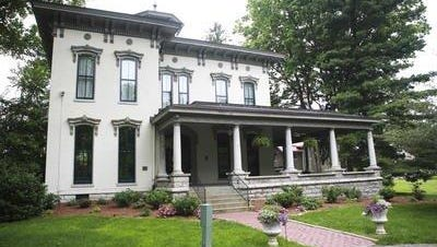 The annual Crescent Hill Garden Tour June 2 will start at the Peterson-Dumesnil House, 301 S. Peterson Ave.