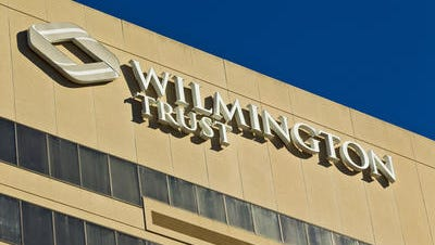 Wilmington Trust's headquarters in Wilmington. The bank has opened an office in Birmingham, Alabama/