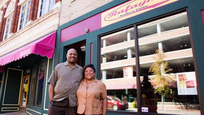 Rafaynee Southern Cuisine, 97 W. MIchigan Ave., is listed under restaurants in the Battle Creek Area Minority Business Listing.