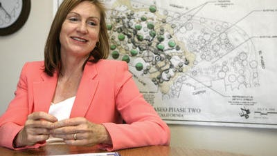 Lauri Aylaian, Palm Springs director of Economic Development , has been named Palm Desert's new city manager. Aylaian worked for Palm Desert for 16 years before leaving last fall to take the position in Palm Springs.