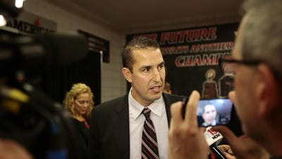 'I'm going to find a way to be successful,' new UC football coach Luke Fickell said. 'We're going to win.'