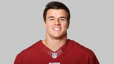 Washington Redskins linebacker Ryan Kerrigan.