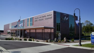 The Novi Public Library partners with Fox Run to bring books and programs to seniors.