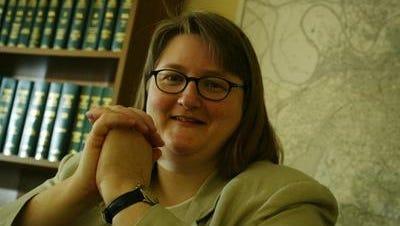 Tracey McCartney, Nashville fair housing advocate.