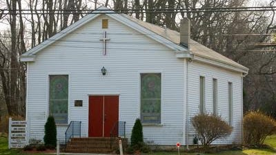 Jacobs Chapel in Mount Laurel is one of the top 10 endangered historic sites announced Thursday by Preservation New Jersey.
