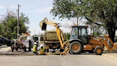 Middlesex Water Company will begin a $10 million project to replace aging water infrastructure in South Plainfield,