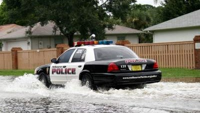 Heavy rains could mean some minor flooding, weather officials report