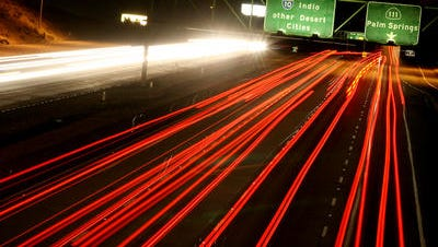 New traffic laws are kicking in Monday. Read about them here.