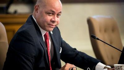 Embattled City Manager Harry Black is fighting for his job.