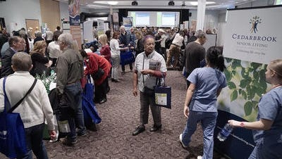 The Spring Expo returns from 9 a.m. to 1 p.m. May 1 at the VisTaTech Center at Schoolcraft College in Livonia.