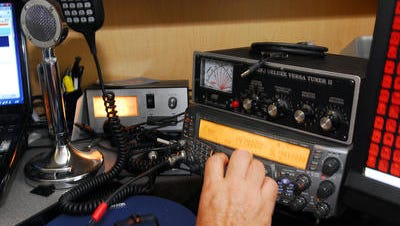 """""""Amateur Radio Field Day"""" emergency exercise will be from 2 p.m. Saturday to 2 p.m. Sunday at the Melbourne Fire Department Training Center"""