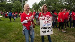Contract deadline looms for Jersey Shore, Southern Ocean nurses
