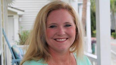 Mt. Juliet High Principal Leigh Anne Rainey.