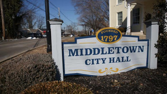 Middletown City Hall