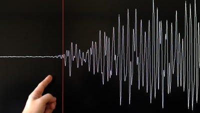 An earthquake happened near Desert Hot Springs.