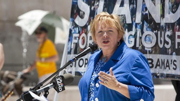 Guilt by association: Groups opposed to anti-abortion