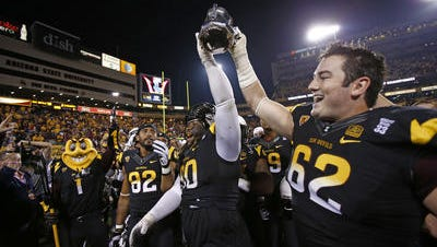 Academic researchers say the ASU vs. Arizona rivalry for the Territorial Cup is the most intense in major college football