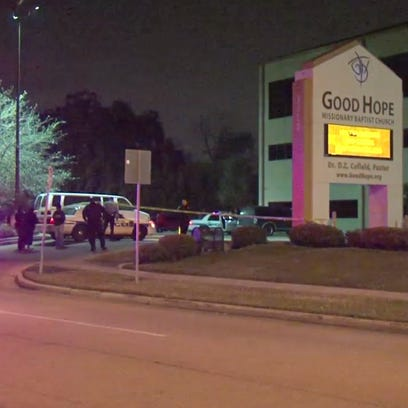 A man was shot and killed at the Good Hope Missionary