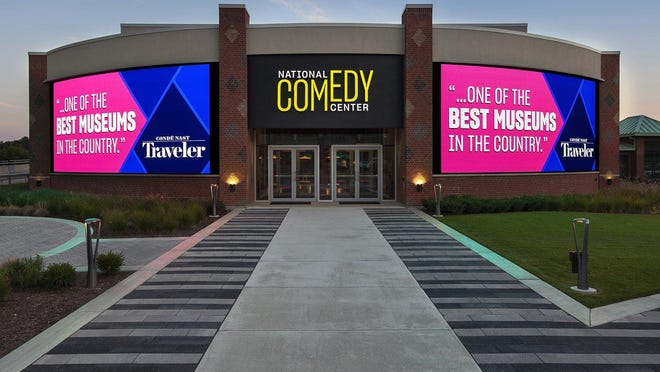 The National Comedy Center in Jamestown, New York, has rescheduled its annual Lucille Ball Comedy Festival due to COVID-19.