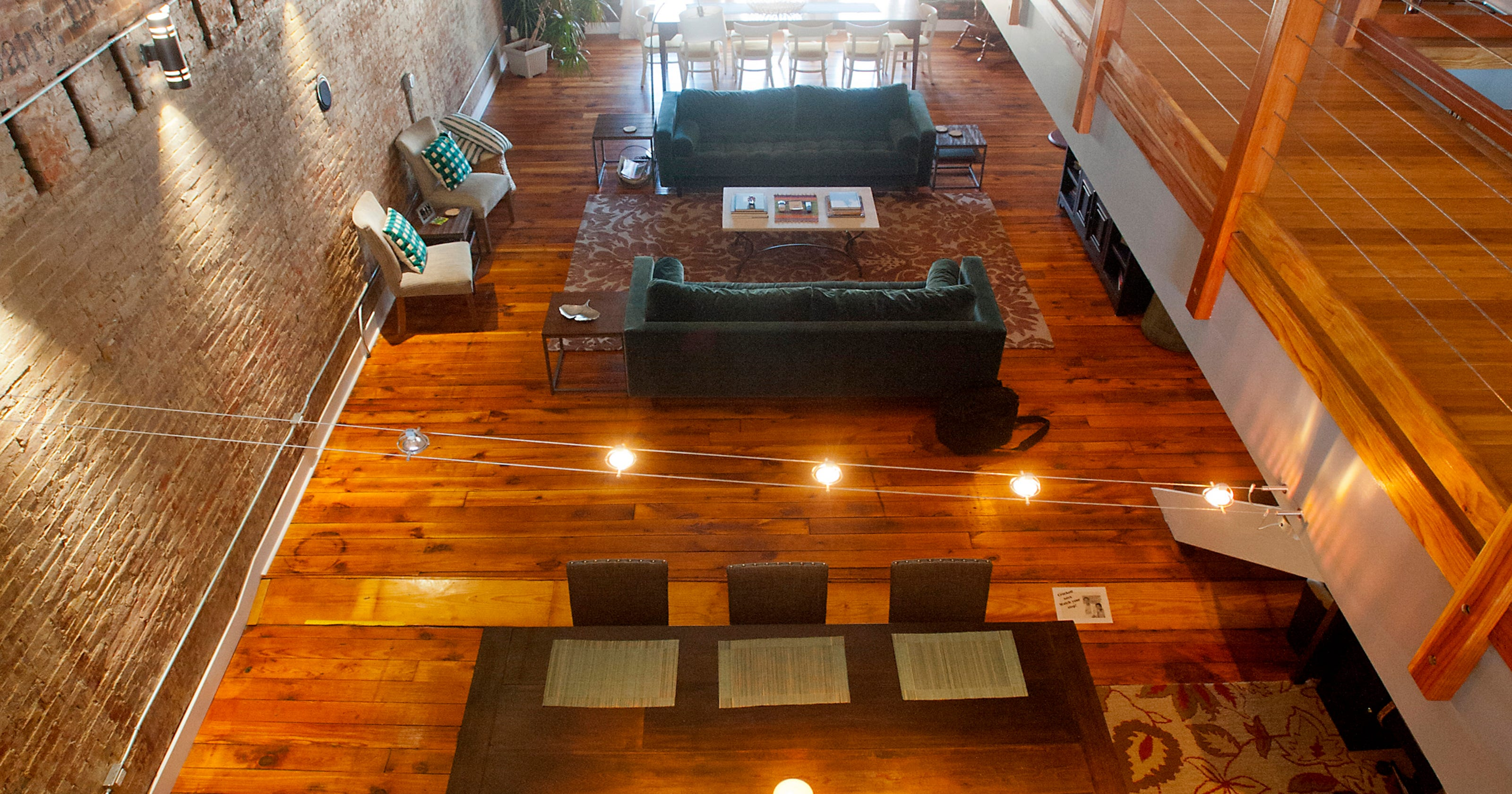 8e41150ac5ed Renovated New Albany jewelry store turned into vintage modern loft