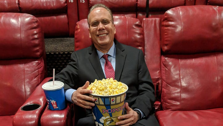 Marcus Theatres CEO Rolando Rodriguez is changing the