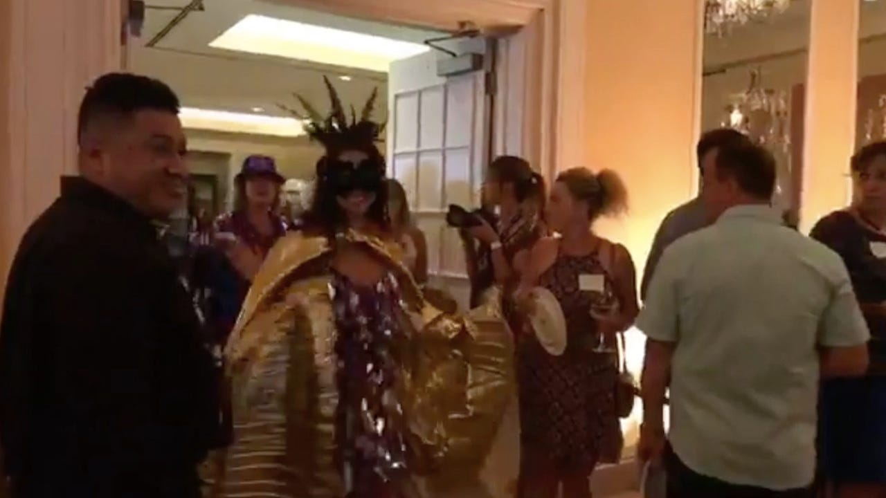 Reporter Ashley Collins was live from the 15th annual SWFL Choice Awards Thursday, July 27, 2017, at the Naples Grande. The ceremony recognized the best local businesses.