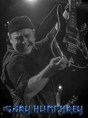 Gary Humphrey, guitarist of Maiden Immortal.
