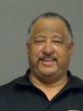 Rodriguez is accused of assaulting his wife with a hammer.