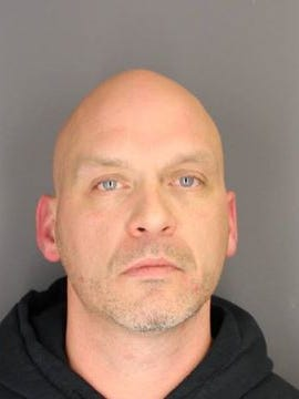 Michael T. Treese of Canandaigua is accused of criminal impersonation and forcible touching for an alleged incident on Sept. 27.