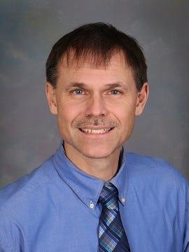 Dr. John Palm.