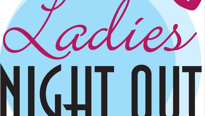 Ladies Night Out is Thursday, Sept. 10, at the Holiday Inn in Manitowoc. Admission is $5 at the door.