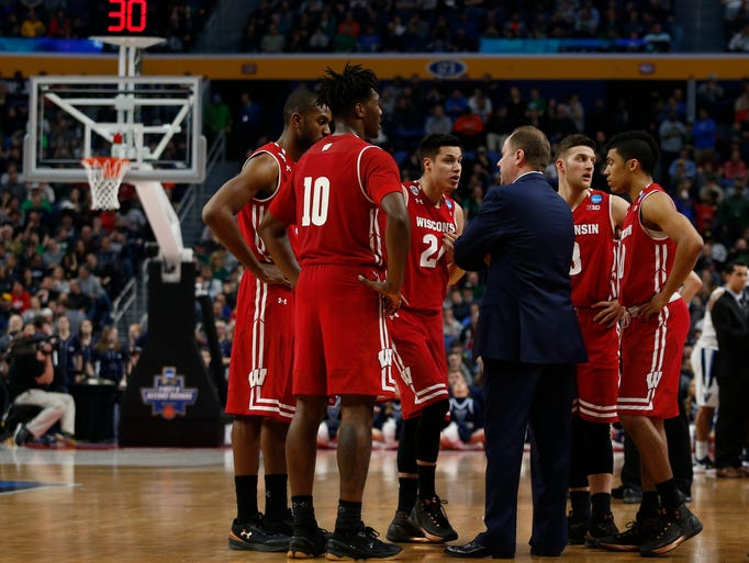 No. 8 Wisconsin Badgers: Defeated Virginia Tech and