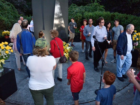 Glen Rock honors those lost in 9/11