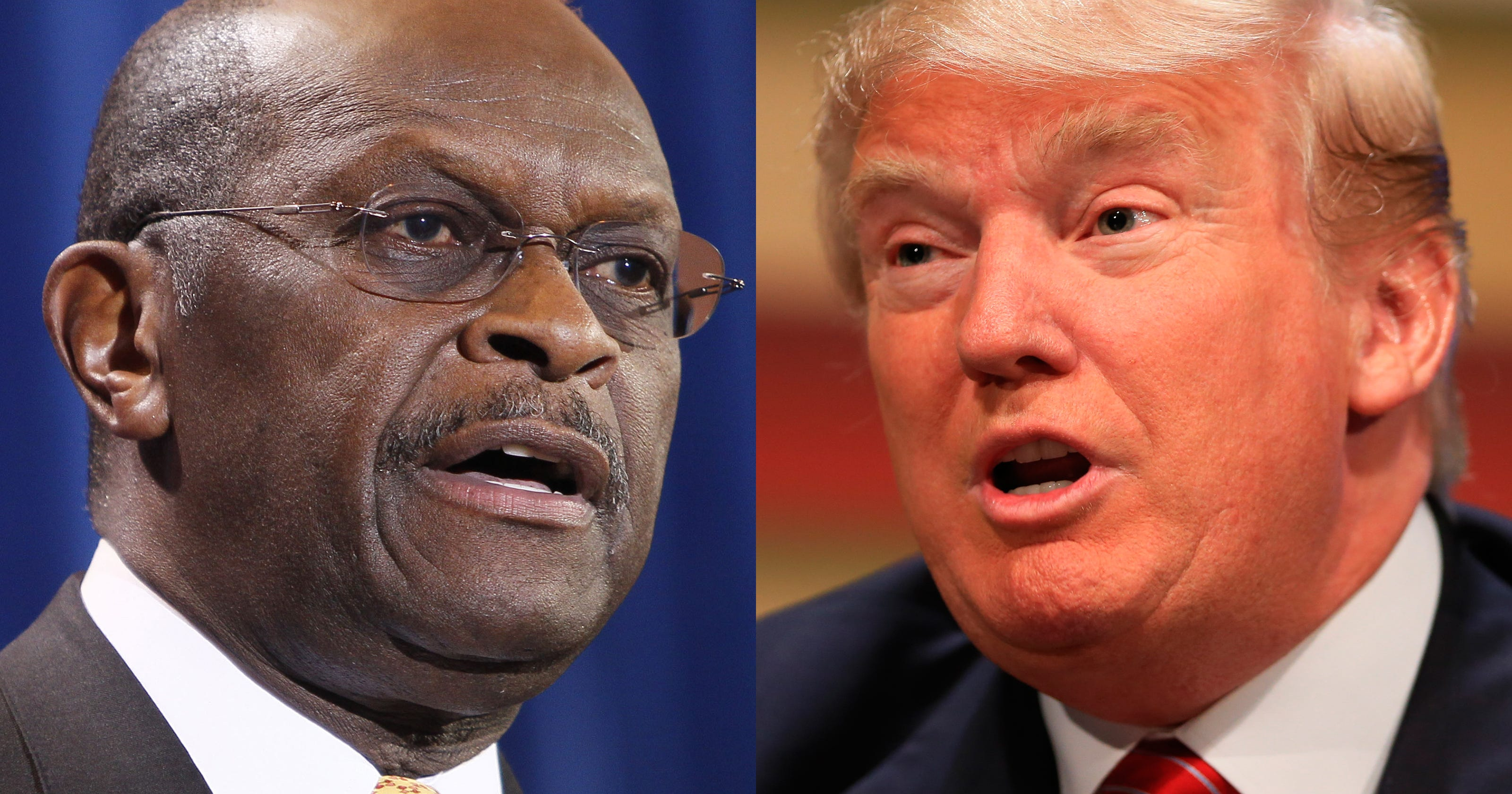 Herman Cain: Trump won't nominate him to Federal Reserve