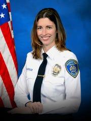Rachael Parker, quien trabajaba para el Departamento de Policía de Manhattan Beach, California, fue una de las víctimas fatales del tiroteo.